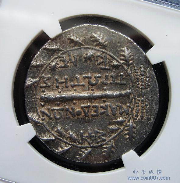古希腊月亮女神银币